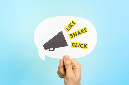 Mehr Interesse für Inhalte in sozialen Medien in 3Schritten